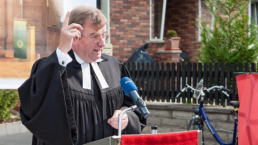 Pastor Martin Steinberg